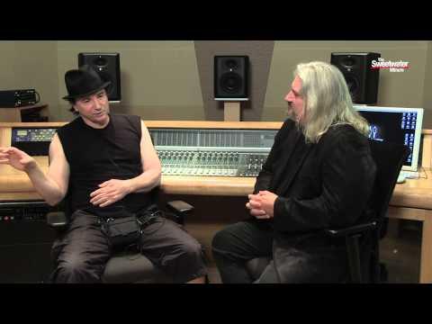 Sweetwater Minute - Vol. 203, Terry Bozzio Interview at GearFest '13