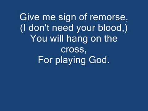 Kamelot Up through the ashes lyrics