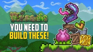You NEED to build these before Hardmode! Terraria Top 5 | PC | Console | Mobile