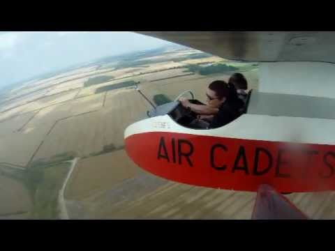 Buckminster Vintage Gliding 2012