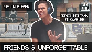 download lagu Friends By Justin Bieber Unforgettable By French Montana Ft gratis