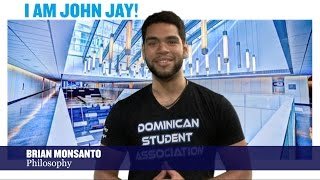 I am John Jay: Brian Monsanto