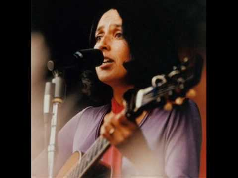 Joan Baez - No Woman No Cry