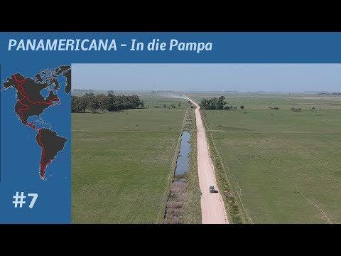 Panamericana #7 - In die Pampa