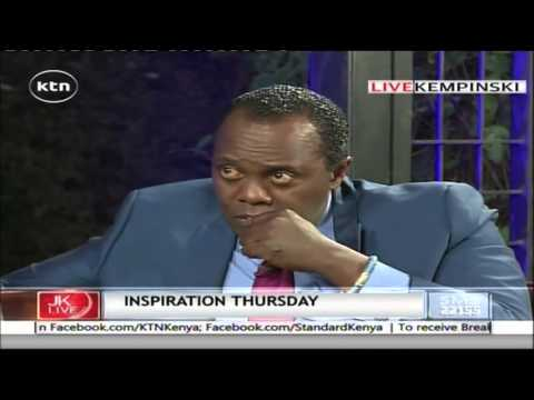 Jeff Koinange Live: World Cancer day-overcoming odds [Part 2]