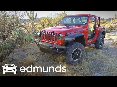2018 Jeep Wrangler Review   Test Drive   Edmunds