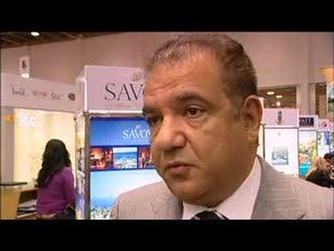 Savoy set for busy year @ ITB Berlin 2008