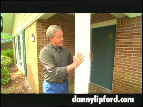 Replacing House Columns Youtube