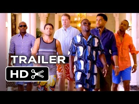 Think Like A Man Too Official Trailer #1 (2014) Kevin Hart Comedy HD