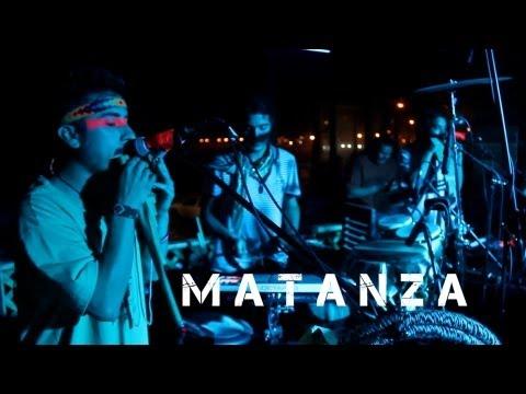 MATANZA - TIEMBLA en vivo