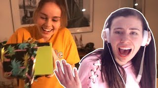 Download Lagu REACTING TO THEA OPENING OUR SURPRISE PRESENTS!!! Gratis STAFABAND