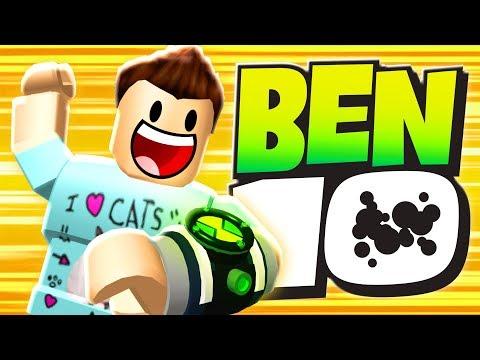 BEN 10 IN ROBLOX