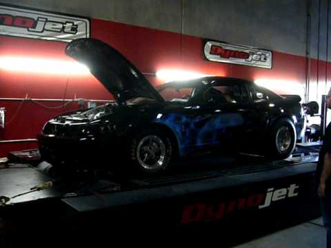 Voodoo Racing Innovations '03 Cobra Dyno Pull 1015.96 RWHP/768.78 RWTQ