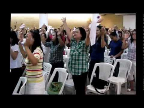 Power of Prayer Explosion in El Shaddai DWXI PPFI Kuwait Fellowship