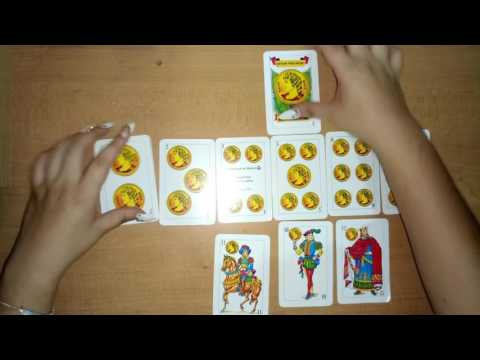 APRENDE A LEER LAS CARTAS FACIL Y SENCILLO (ESPAÑOLAS)  CURSO EXPRÉS  PARTE 1