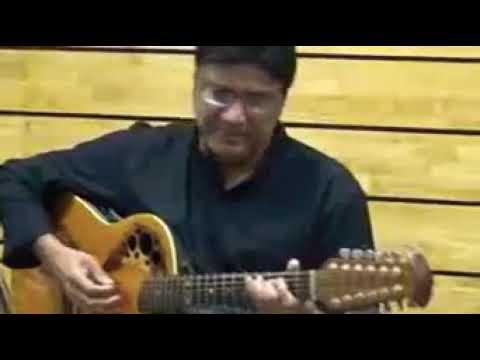 Arshad ahmad ji jagjeet singh on guitar SaReGaMa music college