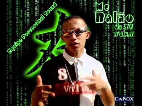 Mc Balão da ZS - Tipo Bob Marley (DJ Kazuza