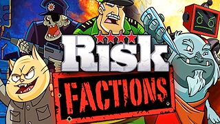 #Board Game Sunday | RISK FACTIONS - TAKING OVER THE WORLD