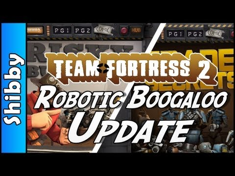 TF2 : Robotic Boogaloo Update (Team Fortress 2)