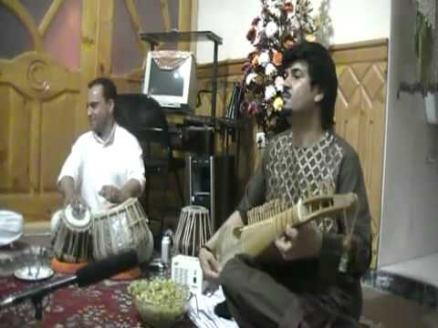 Aayegi Aayegi Kisi Ko Hamari Yaad By Rabab video