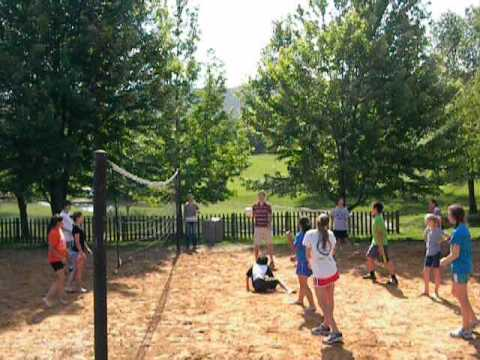 Eastern Mennonite School at OLC - Volleyball