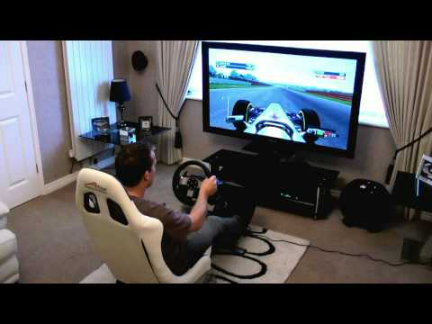 F1 2011 G27 Playseat PS3 Xbox 360