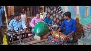 आजमगढ़ बिदेसिया नौटंकी नाच ।। साज संगीत 2  BIDESIYA NACH AZAMGARH