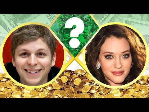 WHO'S RICHER? - Michael Cera or Kat Dennings? - Net Worth Revealed! (2017)