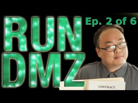 Dumbfoundead presents RUN DMZ (Ep. 2 of 6)