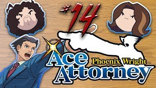 Phoenix Wright - 14 - Framed