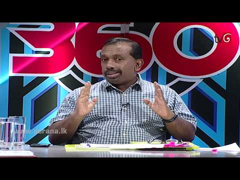 360 with Mahindananda Aluthgamage ( 08-10-2018 )