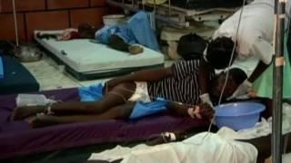 Cholera In Haiti Ausgebrochen Schon 100 Haitianer Gestorben
