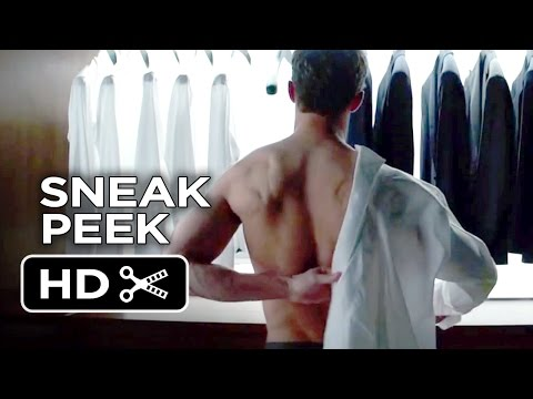 Fifty Shades of Grey SNEAK PEEK 1 (2015) - Jamie Dornan, Dakota Johnson Romance Movie HD