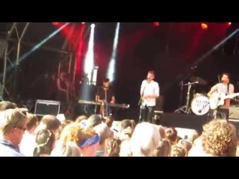 Hudson Taylor at Larmer Tree Festival - 2014 thumbnail