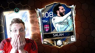 The Best TOTS Pack Opening Yet! Two Premier League TOTS Master Pulls! FIFA Mobile 18