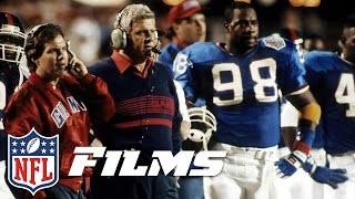 #8 Bill Parcells and the Giants Upset the Bills in Super Bowl XXV | NFL Films | Top 10 Upsets