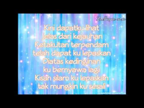 Bebaskan Lirik - Marsha Milan[ost Frozen] video