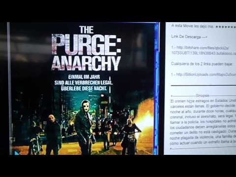 The Purge: Anarchy (The Purge 2) - [2014] [Audio INGLES] [BRrip] [1 Link] [BITSHARE]