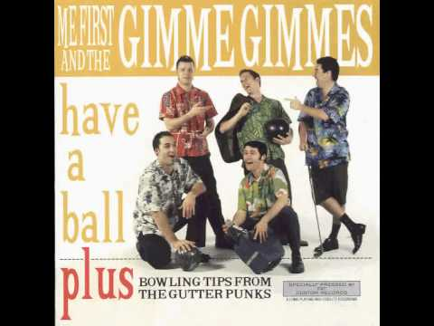 Me First And The Gimme Gimmes - Leaving On A Jet Plane
