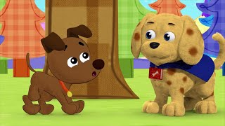 Super Why 313 | Super Puppy Saves The Day | Videos For Kids