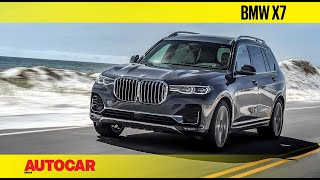 BMW X7 | First Drive Review | Autocar India