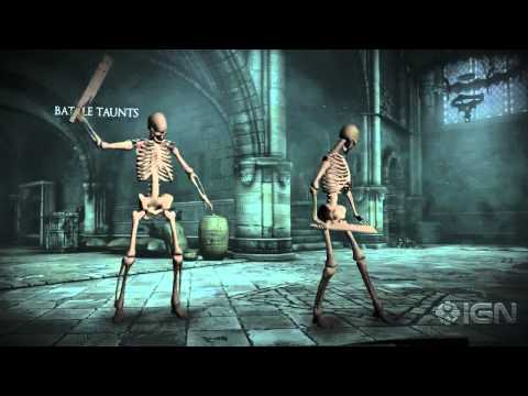 Hellraid - Skeleton AI and Animations