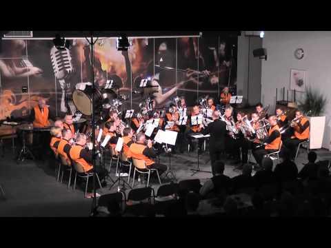 Brassband Apeldoorn plays Kraken - Chris Hazel, arr. Jan Bosveld