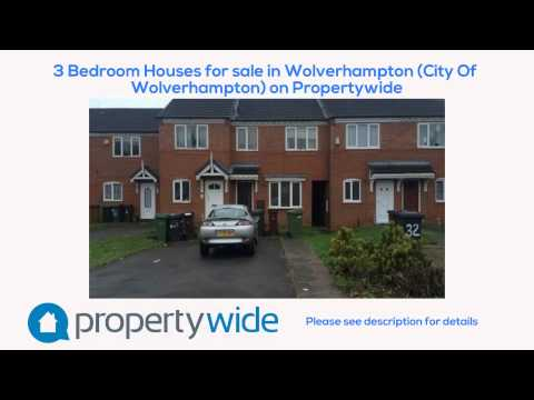 3 Bedroom Houses for sale in Wolverhampton (City Of Wolverhampton) on Propertywide