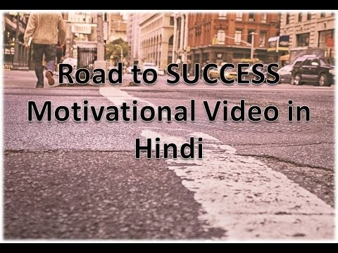 Motivational Video For Success In Hindi -self Improvement- 3 video