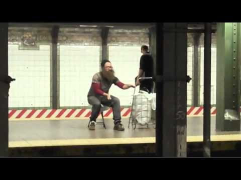 Super Awesome Homeless Dude - Menomena