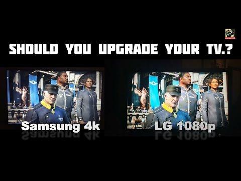 4k vs 1080p Should you upgrade??