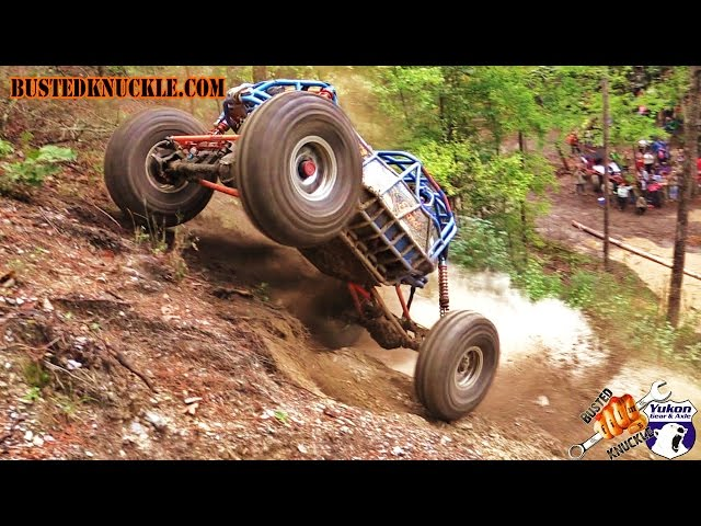 FORD BUGGY CRASHES AGAIN ON SHOWTIME!