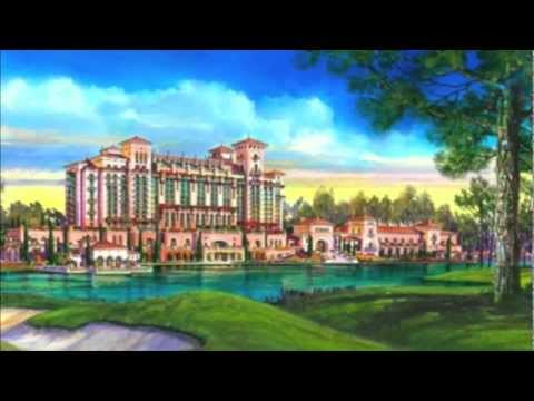 Four seasons Resort at Walt Disney World Construction Update - 11/8/08