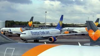 Thomas Cook collapses, travelers stuck